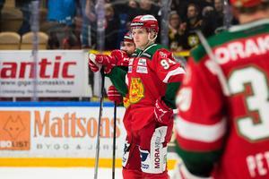Sebastian Hartmann kunde inte spela mot Djurgården.Foto: Simon Hastegård/Bildbyrån