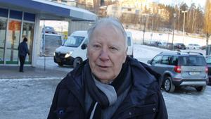Leif Askerbo, 78 år, pensionär, Timrå.
