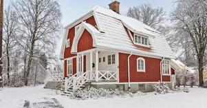 En sekelskiftesvilla ligger högst på listan över önskeboende för många, säger mäklare Johan Carlsson vid Mäklarhuset.