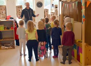 Just nu är 599 barn placerade i den kommunala barnomsorgebn i Gagnef.