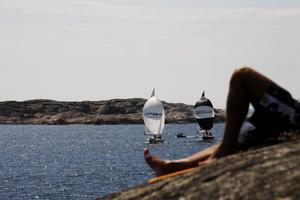Marstrand väcker ljuva minnen – och tankar om kroppsfixering. Foto: Erik Abel/Scanpix