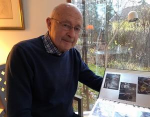 Bo Berggren var vd och sedermera styrelseordförande för Stora AB, storsponsor till Leksands IF, under Björn Doverskogs tid i klubben.