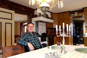 Stefan Källberg blir snart 70 och ser fram emot att skifta ner.