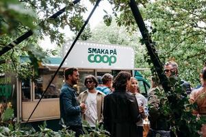 Foodtrucksfest för 30 personer auktioneras också ut till förmån för Musikhjälpen. Foto: Coop