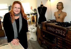 Mari Wennberg Zidén har precis avslutat sin utställning på Mahattan, New York, och ser nu fram mot att även få visa upp sin konst på hemmaplan.