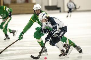Oskar Lundgren tror att IFK Rättvik är ett lag för övre halvan.