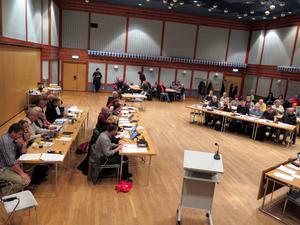 16 av 31 ledamöter i Hofors kommunfullmäktige är nyinvalda.