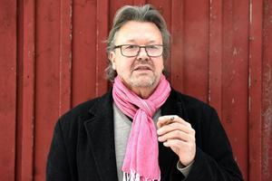 Olle Nyberg har varit kapellmästare för den så kallade Vinterkonserten i Sollerön de senaste nio åren.
