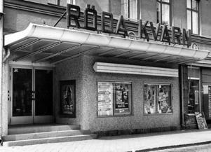 En av Gävles många biografer när det begav sig: