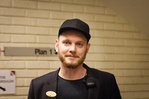 Emil Westberg, producent, är riktigt glad över den bra starten som Hälsingland Live fått.