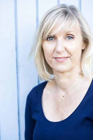 Marie Hermanson är en av författarna som är bokaktuell under våren. Bild: Emelie Asplund