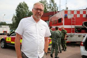 Kommundirektör Stefan Linde.