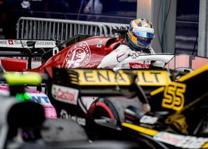 Marcus Ericsson var mindre än en sekund från VM-poäng efter ett felfritt lopp i Monaco.