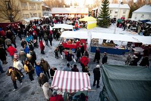 Julmarknaden väljer att profilera sig och bli mer traditionell.