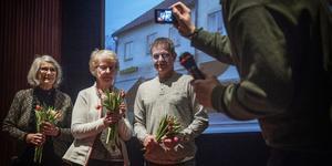 Majsiri Östlund kom trea, Ulla Lindberg tvåa och Magnus Engberg etta.
