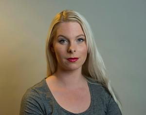 Hanna Wigh, före detta SD, nu politisk vilde i riksdagenFoto: Jonas Ekströmer, TT