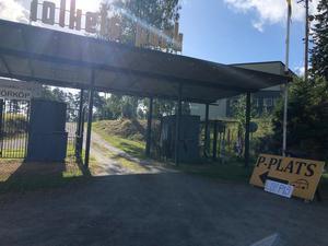 Folkets park i Grängesberg. Foto: Emma Spjuth