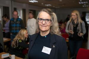 Iréne Sturve, Tf regional samordnare för ANDT-frågor på Länsstyrelsen i Dalarna. Foto: Bengt Pettersson