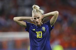 Sofia Jakobsson kan spela fotboll igen.