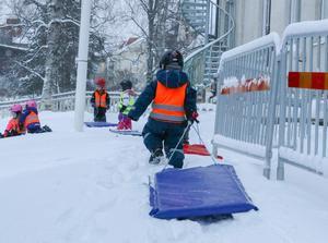 Det private entreprenören på Kids Östersund efterlyser mer av dialog och samförstånd från kommunens sida.