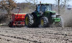 Med en tillräcklig nationell medfinansiering kan vi behålla och utveckla den västernorrländska och svenska matproduktionen, skriver debattören.