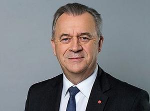 Sven-Erik Bucht är landsbygdsminister (S) och Tornedaling. Foto: Regeringskansliet