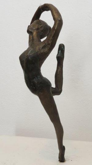"""""""Ballerinan"""". Foto: Max Möllefält"""