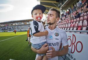 Filip Rogic. Foto: Johan Bernström / BILDBYRÅN
