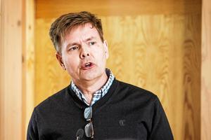 Anders Aune, chef för tekniska förvaltningen.