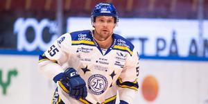 Jonas Ahnelöv saknas i Leksands trupp. Bild: Bildbyrån