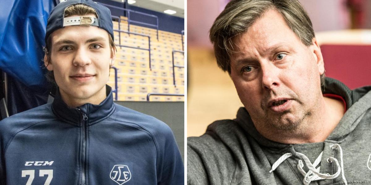 """Leksands backpussel är klart – backlöftet lånas ut: """"Behöver spela seniorhockey"""""""