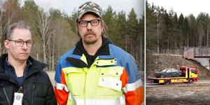 Distriktsdomare Niklas Björkén och tävlingsledare Magnus Danielsson var samlade vid den presskonferens som arrangerades efter olyckan. De förklarade hur olyckan – trots säkerhetsåtgärder och de förberedelser som gjorts av arrangörerna – kunde ske.