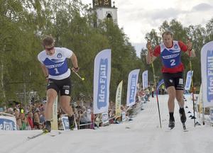 Anton hedlund, Falun-Borlänge besegrar Borås Gustav Nordström.