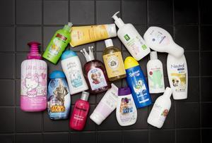 Bara fyra av sexton bad- och duschprodukter för barn får grönt ljus i Testfaktas granskning.