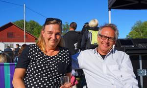 Monica Larsson och Bernt Larsson.