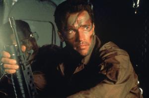 Arnold Schwarzenegger i