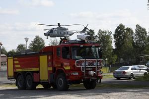Black Hawks avlöses nu av de nya Helikopter 14