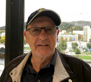 Göran Westberg, 70 år, ständig semester, Ortviken