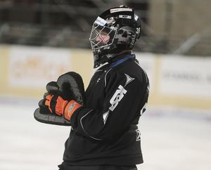Jussi Aaltonen vann till slut målvaktskampen mot Henrik Rehnvall.
