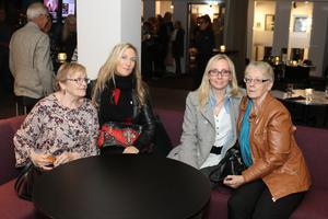 Inga Tronelius, Helena Eriksson, Katarina Eriksson och May Eriksson: