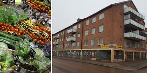 Snart öppnar en ny mataffär intill Staketgatan. Kundunderlaget finns bland de som bor i området omkring affären.