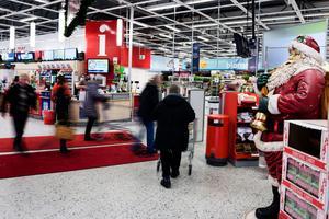 De flesta Icaaffärer i Dalarna gick med vinst förra året. Maxi-butikerna i Borlänge, Falun och Mora sålde tillsammans för 1,1 miljarder kronor förra året.  Foto: Vilhelm Stokstad/TT