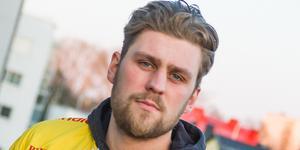 Robin Folkesson är ÖSK Bandys första nyförvärv inför allsvenska säsongen 2019/20. Foto: Lennart Eriksson
