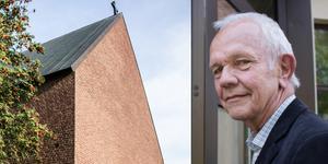 Nu är samkönade par välkomna för vigselgudstjänst i Nybrokyrkan, berättar Per Olof Svärdhagen, vice församlingsansvarig.