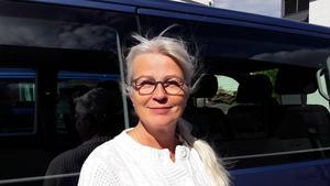 Laila Orgla-Jansson anställs som mental tränare för skideleverna på Härjedalens gymnasium.