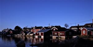 Kuggörens fiskeläge. Bild: Joacim Nilsson.