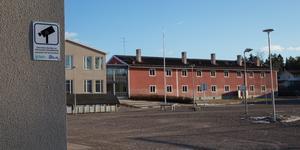 Lillhagaskolan kan byggas till på gården mot Holländarevägen. Detta är dock inte aktuellt inom de närmaste åren.