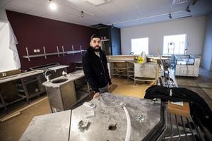 Snart öppnar en ny hälsorestaurang i Café Blåbärs gamla lokaler i Oskargallerian.