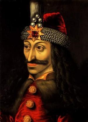 Vlad III Tepes, vars storebror stred med Stigsons anfader. Foto: Wikimedia commons