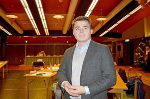 Oscar Fredriksson har sökt tjänsten som kommundirektör i Västerås kommun.